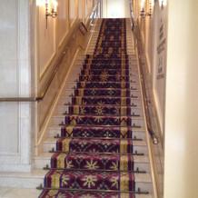 写真撮影にぴったりな階段