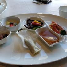 中華料理のワンプレート