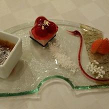ほうじ茶は京都らしくて見た目も味も良し!
