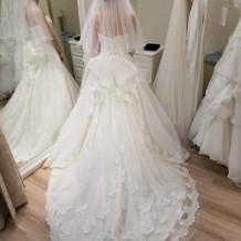 アナスイのドレス