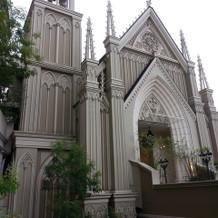大聖堂外観