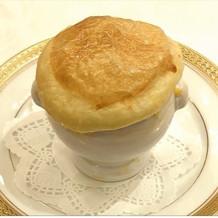 スープ:パイ包み焼き