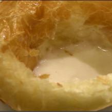 スープ:海の幸クリームスープ