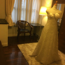 花嫁支度部屋