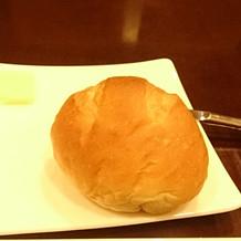 なぜかパンが美味しかった。
