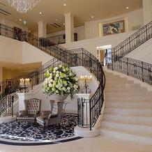 階段がインスタ映え