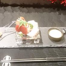 和食なのでご年配も安心でした。