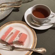 ウェデイングケーキ
