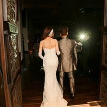 2wayタイプのドレス~マーメイド~