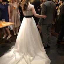 フォーシスのウェディングドレス