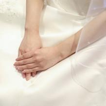 セミオーダーのドレス