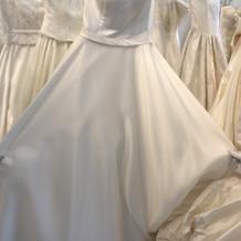 一番気に入ったドレス