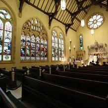 セントラファエル礼拝堂です。