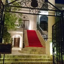 素敵な大階段