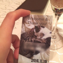 オリジナルカード