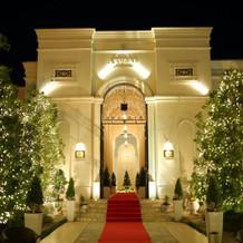 12月はクリスマス仕様です