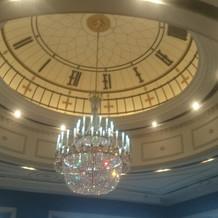 グリニッジホール 天井