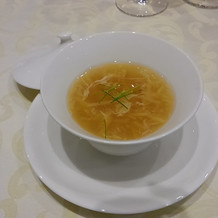 鱶鰭スープ
