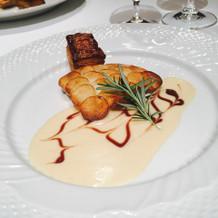魚料理 パリパリで美味しい!