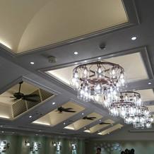 ビスカヤガーデンの天井