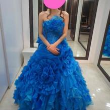 カラードレスの種類も豊富