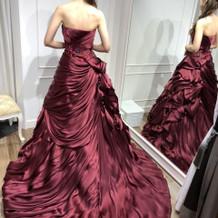 チュチュのカラードレス