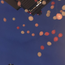 風船の演出
