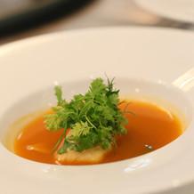 魚のスープ料理