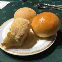 ロールパン、米パン、ごぼうパン