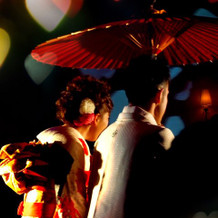 和装×番傘