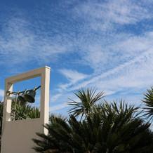 空と雲がいい感じです。