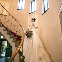 Ar. Yukikoさんのドレス