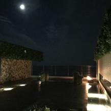テラス夜景