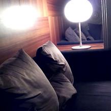 ふわふわのソファー