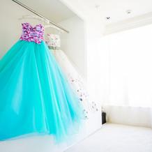 おとぎ話ドレス、アンテプリマ花柄ドレス