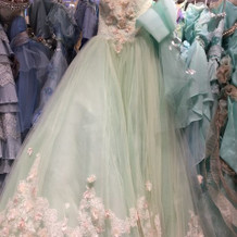 日本製ドレス