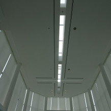 天井も高い