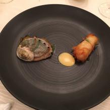 ムール貝とノドグロ
