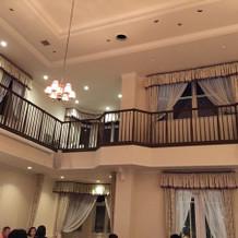 イギリス館の2階です