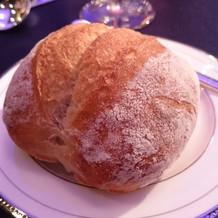 試食会ハーフコース パン