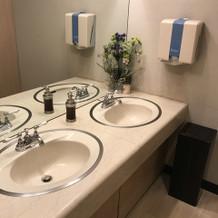 トイレは綺麗でした!