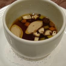 試食会 スープ 美味