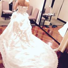 妊婦でもこんなに素敵なドレスが選べます!