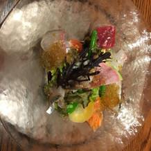 お野菜もお魚もとっても美味しかったです