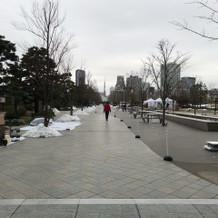 撮影スポット 東京タワーが見えます