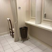 授乳室とメイクルーム