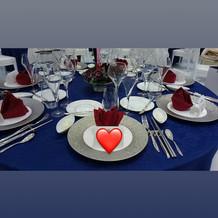 テーブルコーディネイト