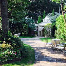 本館 パラディアン ガーデン