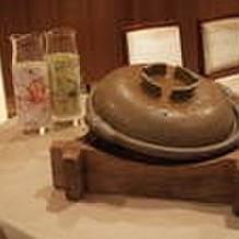 土鍋の演出