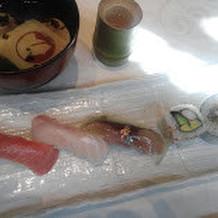 お寿司とお吸い物